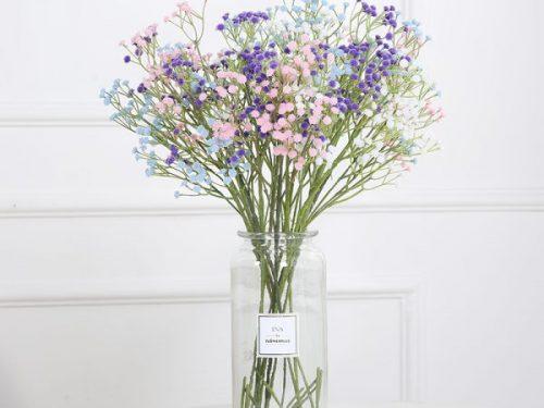 Vantaggi e svantaggi dei fiori artificiali